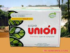 Yerba Mate - Union Suave - Tea Bags - Mate Cocido - Free Shipping