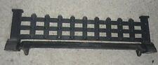 Fire Grate Front Cast Iron
