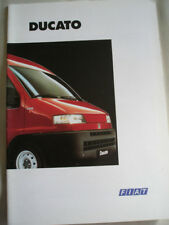 Fiat Ducato brochure Jun 1994