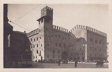 BOLOGNA - Palazzo di Re Enzo - Foto Cartolina Grafia 1931