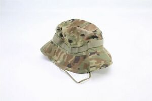 Issued Hot Weather Boonie Cap Hat Cover 7 1/2 MULTICAM OCP Camouflage USGI