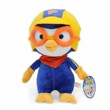 PORORO 280mm Plush Soft Doll Korean Famous Anime for Children Babies Kids_Ac