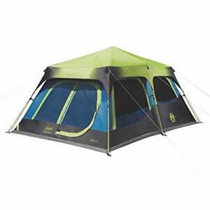 Coleman Outdoor Backyard Weatherproof Portable Cabin Tent Camping Summer Hiking