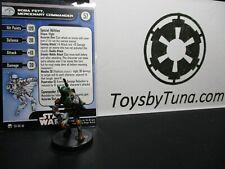 """Wizards Coast Star wars miniatures Entanglements Lot de 4 Ewok Scouts 1/"""" Rocket Propelled Grenade excellent état utilisé"""