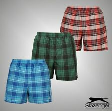 Nylon Check Shorts for Men