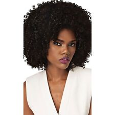 Outre Blue Pack HALF WIG Big Beautiful Hair - 4A KINKY - *BNIB*