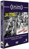 The Foreman Went To France  Fiddlers Three [DVD][Region 2]