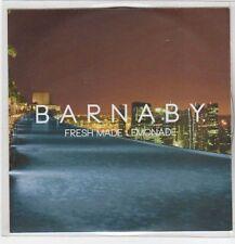 (EP700) Barnaby, Fresh Made Lemonade - 2013 DJ CD