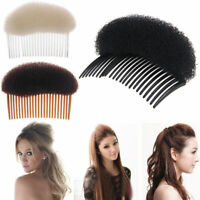 Hair Clip Bump It Up Bouffant Hair Comb Bun Maker Hair Accessory Volume Inserts