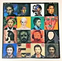 The Who (1981 Vinyl LP Playtested HS 3516 1st Pressing Clive Barker) Face Dances
