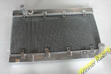 For Ferrari 328 GTB / 328 GTS 3.2L V8 M/T 1985-1989 Aluminum Radiator 56mm