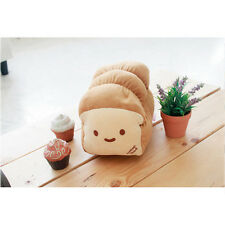 "Kawaii Japanese Anime Doll Pillow Cute Loaf Bread Food Plush Toy Gift 11"" Medium"
