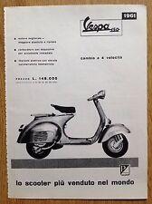 PIAGGIO VESPA 150 4 marce 1961