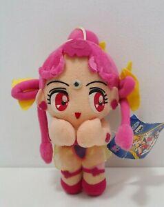 Sailor Moon Super S Amazon Quartet  CereCere Banpresto 1996 Plush Doll TAG