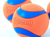 Chuckit! Ultra Ball for Dog Ball Launcher Super Bouncey Rubber Balls (3 Size)