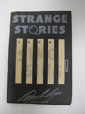 Rare Book Strange Stories From Sing Sing Prison Lewis Lawes Warden 1934