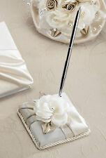 Taupe Rose Pen Set wedding