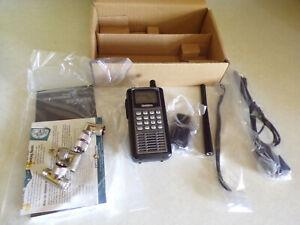 Uniden BCD396T APCO 25 Digital Handheld Scanner