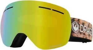 Dragon X1s Womens Goggles Lynxxx - Lumalens Gold Ionized + Lumalens Amber 2020