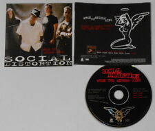 Social Distortion  When the Angels Sing  U.S. promo cd