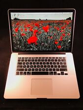 "Apple MacBook Pro 2013/14 15"" Retina 2.6ghz i7 16gb 512 SSD w/Photoshop + office"