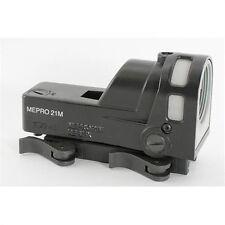 Meprolight Mepro M21 B Self-Powered Day & Night Reflex Sight Bullseye Reticle