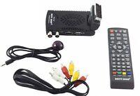Mini Decoder Digitale Terrestre HD-333 Scart DVB T2 Hd Ready DVB Usb H.264 hsb