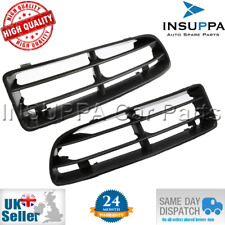 FRONT BUMPER AIR VENT GRILLE COVER SET LEFT AND RIGHT FOR VW BORA JETTA 98-05