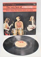 CREAM (ERIC CLAPTON) 'The Very Best Of Cream' Vinyl LP on RSO HOLLAND - L46
