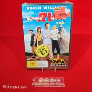 RV: Runaway Vacation - DVD - Fast Post Brand New *BRCollectables*