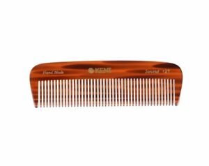 Kent 12T The Hand Made Thick Pocket Comb for Men, 140mm/5 Inch, 1 Ounce