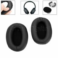 Soft Ear Pads Cushions Hi-quality fit for Sony MDR-1000X WH-1000XM2 Headphones