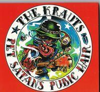 "CD - THE KRAUTS - PET SATANS PUBIC HAIR DigiPack  "" NEUWERTIG "" #M130#"