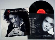 Rosanne Cash - Hits (1979-1989) Vinyl LP • Greatest, Best of, seven Year Ache