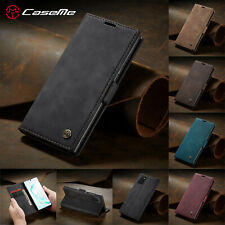 For Samsung Galaxy Note 10 Lite (2020) Magnetic Leather Case Flip Wallet Cover