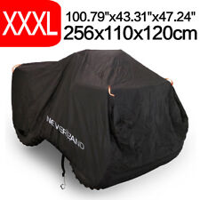 NEVERLAND XXXL Size Waterproof ATV Cover Fit Polaris Honda Yamaha Can-Am Suzuki