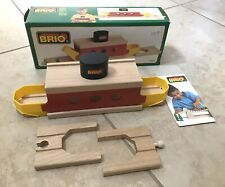 NEW RARE Vintage BRIO 33661 Wooden Ferry for Wooden Railway Train System
