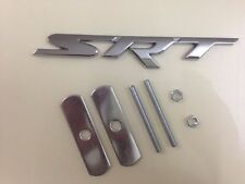 SRT grill emblem decal badge for mopar emblem for chrysler challenger dodge
