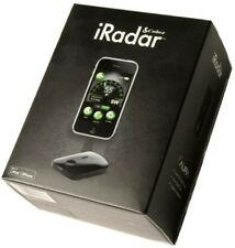 Cobra iRadar IRAD 100 Laser Radar Safety Camera Detector for iPhone & iPod