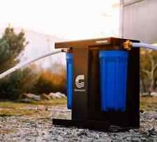 Tiny Home & RV Water Filter THE BEST! Clearsource Premier 0.2 Micron Filtration
