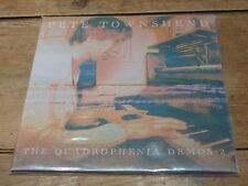 "PETE TOWNSHEND - THE QUADROPHENIA DEMO 2 !!!!! RSD 10"" !!!MINT/SEALED"
