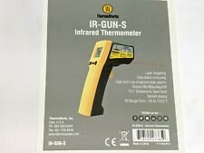 Thermoworks Ir Gun S Infrared Ir Thermometer Non Contact Temperature Laser Gun