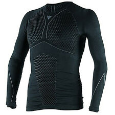 DAINESE UNDERWEAR D-CORE THERMO TEE L-S NERO TG.XS/S