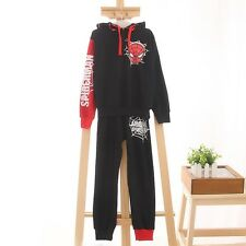 Tuta ginnastica sport suit jogging spiderman boy