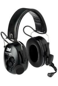 3M Peltor Tactical XP Flex Headset MT1H7F2-77 with FL6U-66 Straight Cable