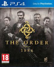 THE ORDER 1886. Jeu PS4 PlayStation 4. FR
