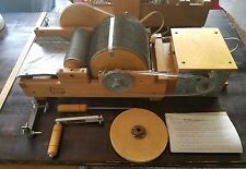 BEVERLY Pat Green dual speed wool drum carder with optional electric pat motor