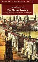 The Major Works (Inglese) - John Dryden - Libro nuovo in Offerta! in NEW Book!