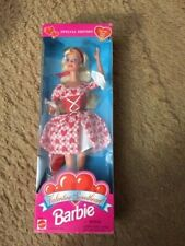 1995 Valentine Sweetheart Barbie #14644 Special Edition