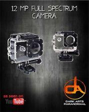 12MP Wifi Cámara paranormal ghost de espectro completo equipamiento CAZA